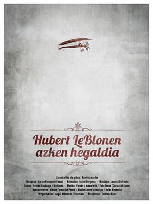 EL ÚLTIMO VUELO DE HUBERT LE BLON